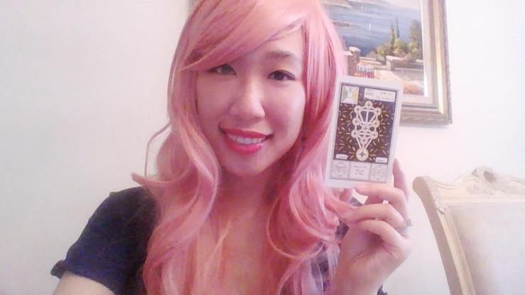Because everybody knows that serious metaphysicians must have pink hair. No pink hair = not legit.