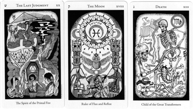 The Hermetic Tarot By Godfrey Dowson A Powerful