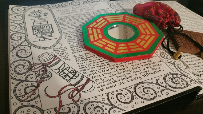 The Tao of Craft: Fu Talismans