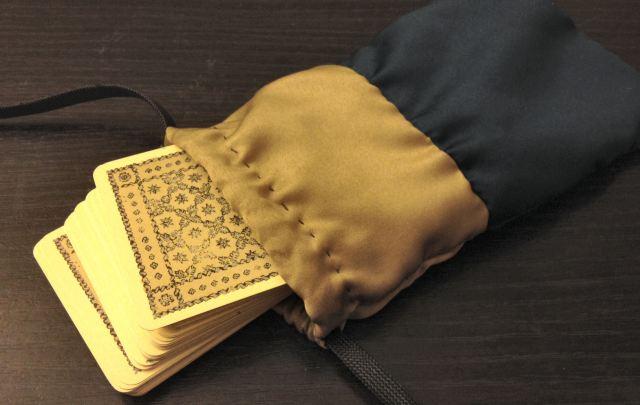 Sew Your Own Tarot Bag