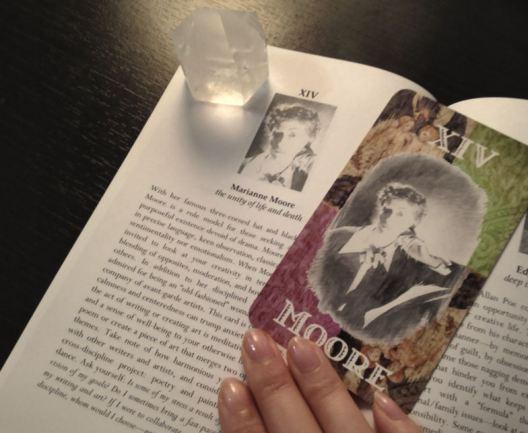 PoetTarot_KeyXIV_MarianneMoore