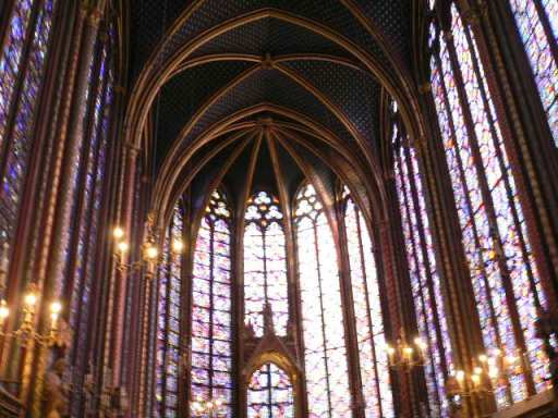 Sainte-Chapelle-Church-Paris-alcove