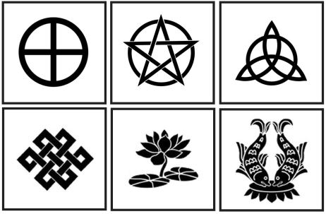 west-and-east-magical-symbols
