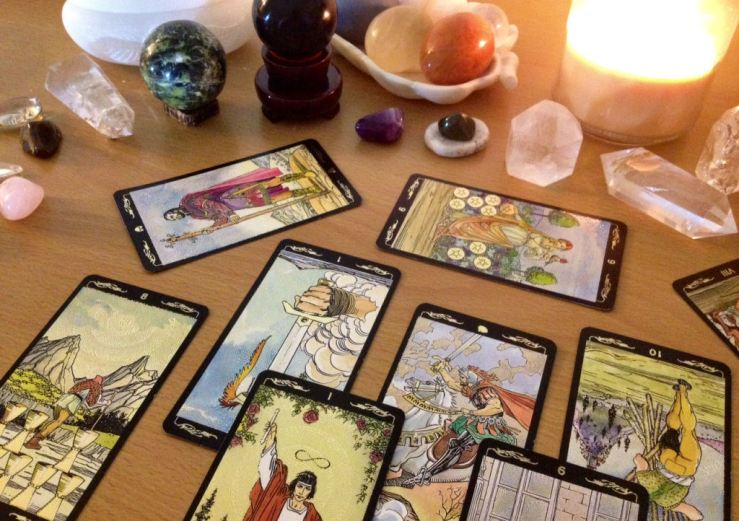 tarot being right being useful