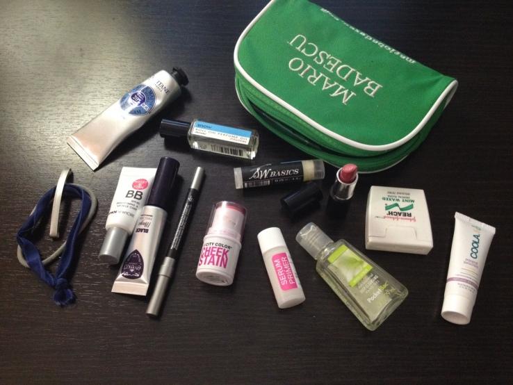 6 Makeup Bag