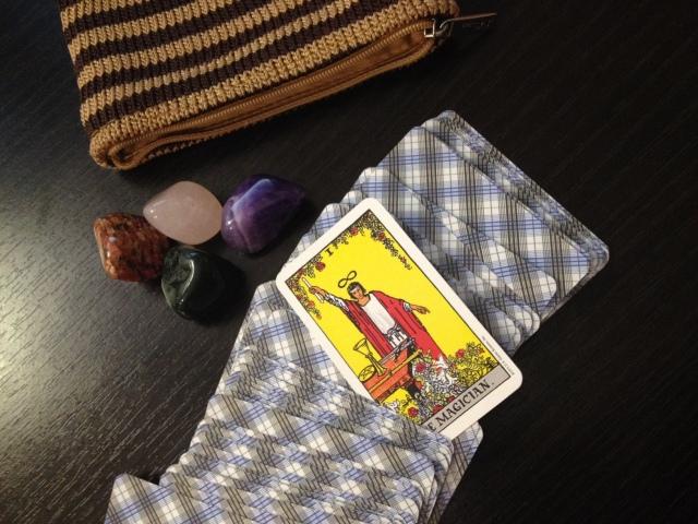 8 Tarot Reading