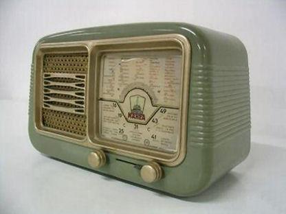 Italiano: Radio Marea (1950) by Fabiomoie