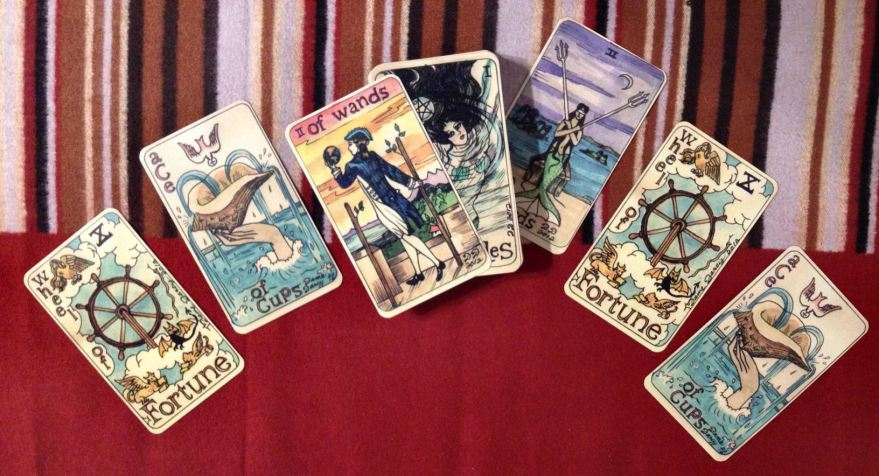 Dame Darcy - Mermaid Tarot (All)