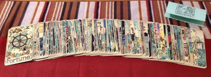 Dame Darcy - Mermaid Tarot Deck 2