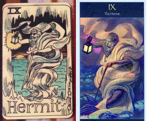 DD Hermit v ToM Hermit
