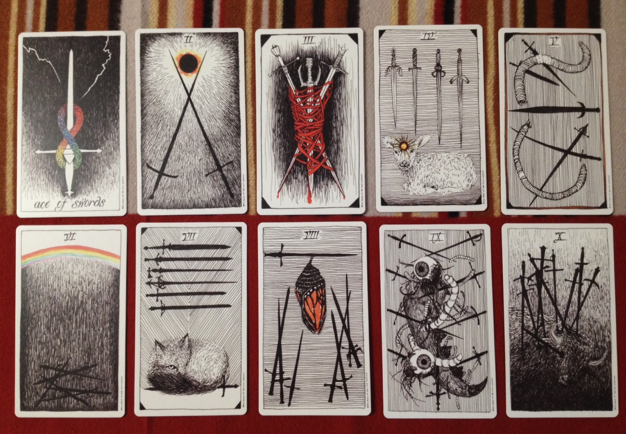 Review Of The Wild Unknown Tarot Benebell Wen
