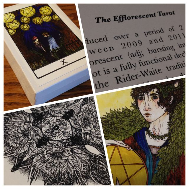 Efflorescent Tarot Review 00 Intro