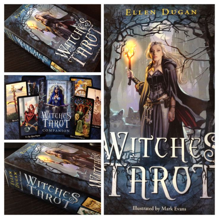 The Witches Tarot Deck Interview And Review Benebell Wen