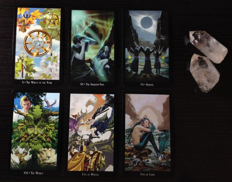 Witches Tarot (Different)