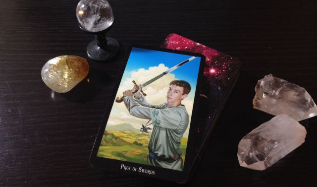Witches Tarot Interview Q1