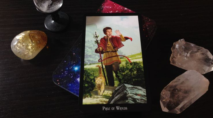 Witches Tarot Interview Q3