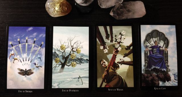 Witches Tarot (Like)