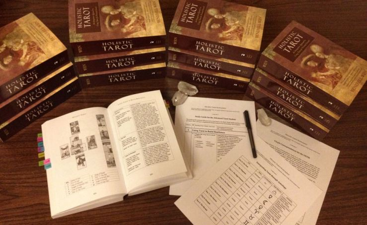 Holistic Tarot Study Guides Advanced 3
