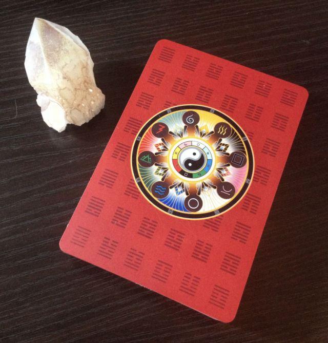 Tao Oracle Deck 04 Card Backs