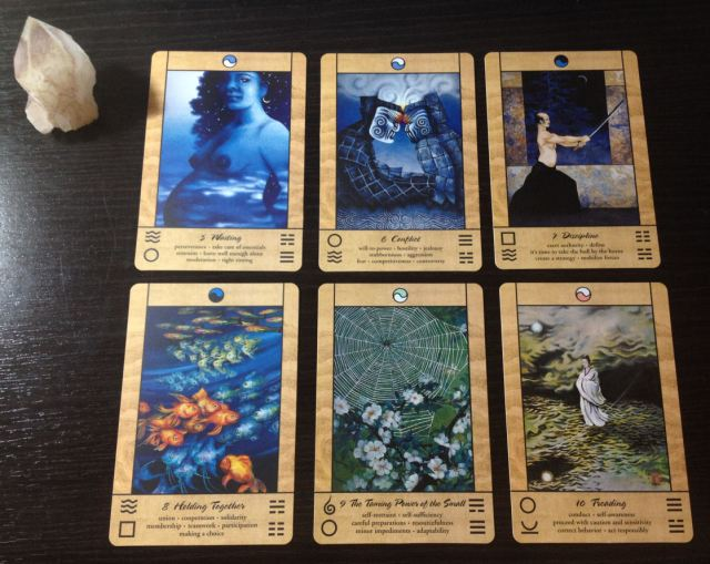 Tao Oracle Deck 05 Cards