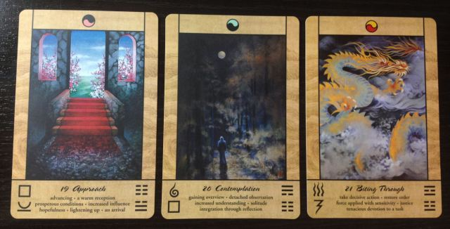 Tao Oracle Deck 09 Cards