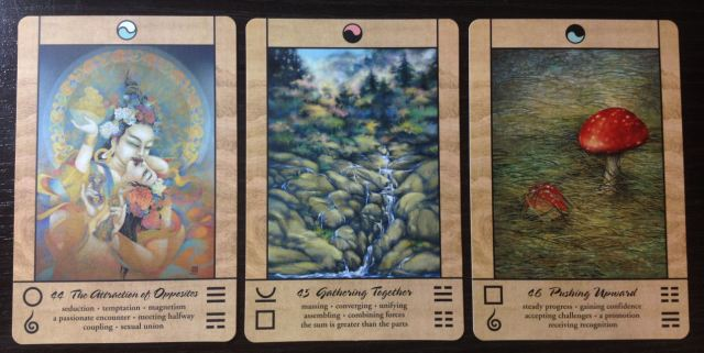 Tao Oracle Deck 13 Cards