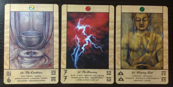 Tao Oracle Deck 14 Cards