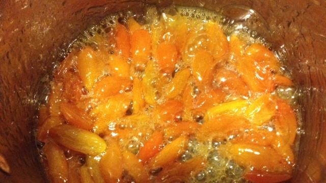 CandiedKumquats_4 Low Heat Simmer