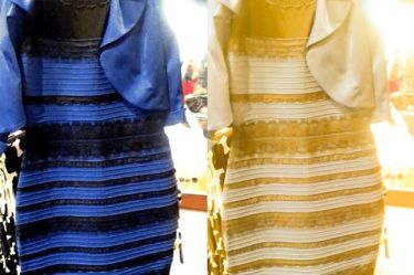 "Zoe Shenton, ""White and gold? Taylor Swift and Kim Kardashian latest stars to wade into bizarre dress debate,"" Mirror Online (February 27, 2015) (retrieved March 5, 2015), www.mirror.co.uk"