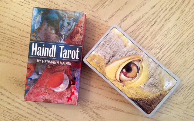 Haindl Tarot - 02 Box and Deck