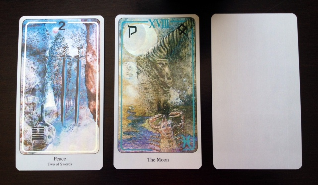 Haindl Tarot - My First Reading