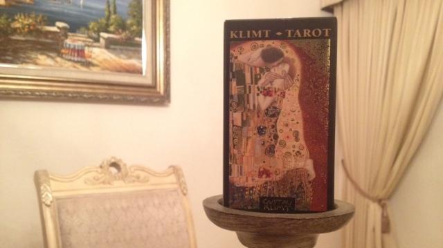 Klimt Tarot 01 Deck Box