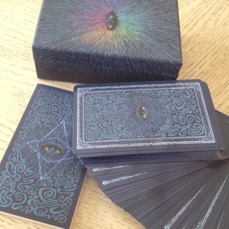 01 Prisma Visions Tarot - Box Set
