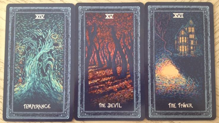 07 Prisma Visions Tarot - Majors IV