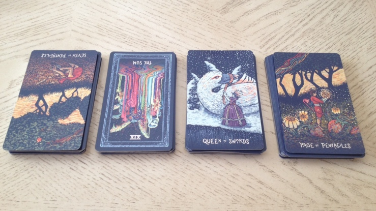 21 Prisma Visions Tarot - BellWen Personal Reading
