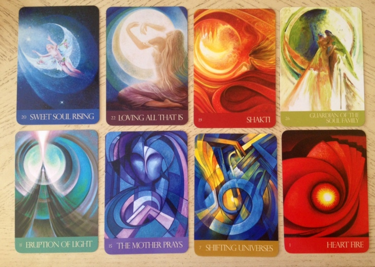 Journey of Love Oracle 03 Cards