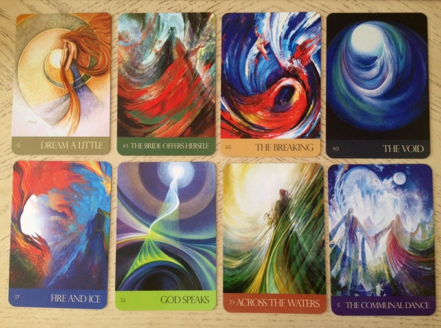 Journey of Love Oracle 04 Cards