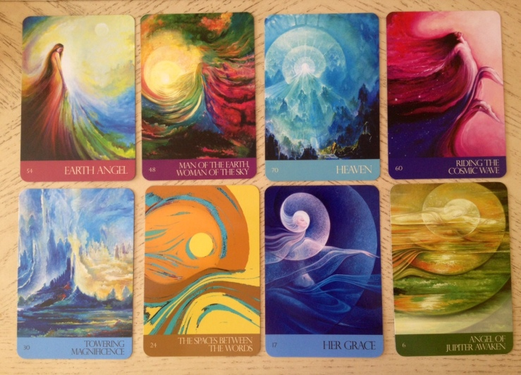 Journey of Love Oracle 05 Cards