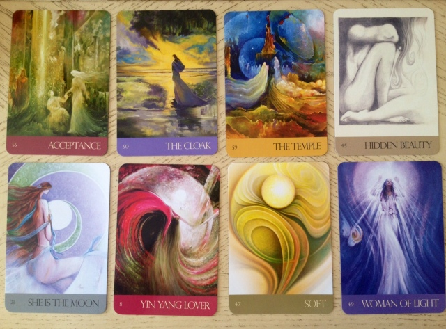 Journey of Love Oracle 06 Cards
