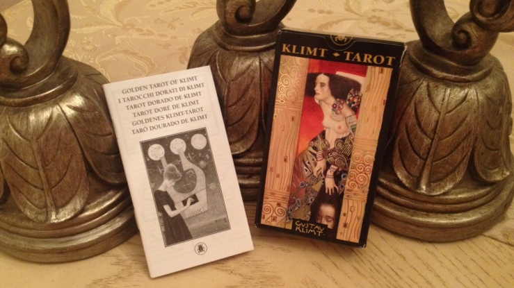 Klimt Tarot 04 Box and LWB