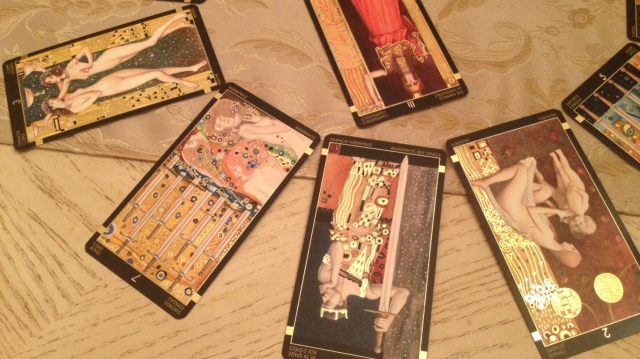 Klimt Tarot 28 Spread Read Part 2