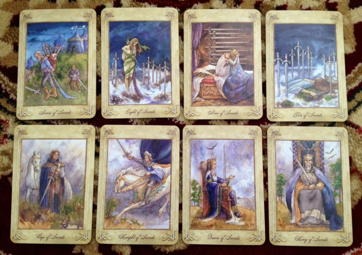 LlewellynTarot_Minors_Swords