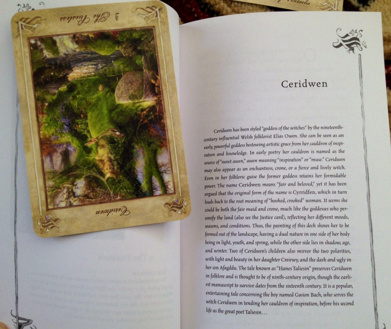 The Llewellyn Tarot: A Classic, Versatile RWS Deck | benebell wen