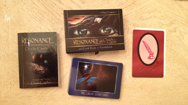 Resonance Oracle - 10 Whole Set
