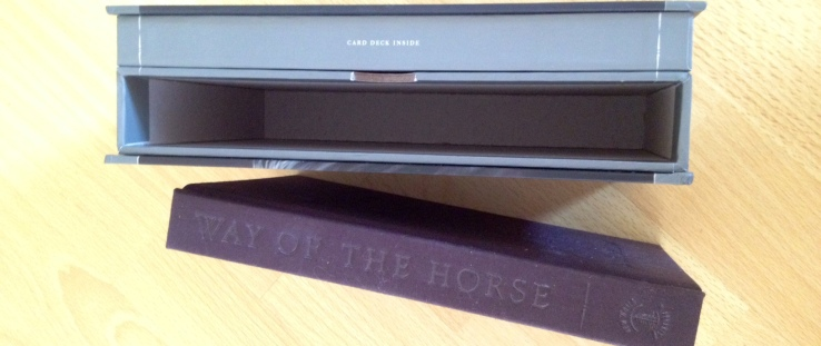 Way of the Horse - Side View of Box and Book