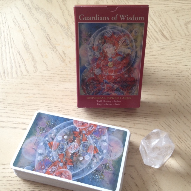 Guardians of Wisdom - Box and Cards