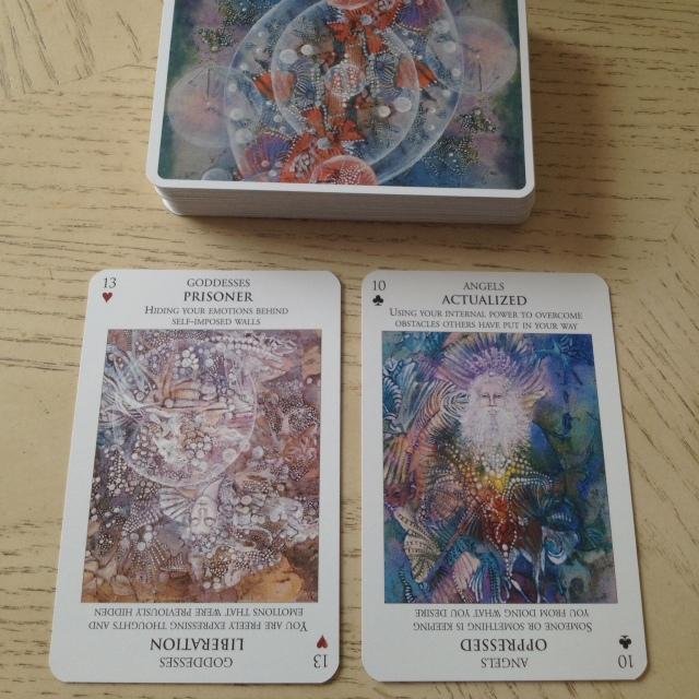 Guardians of Wisdom - Divination 2