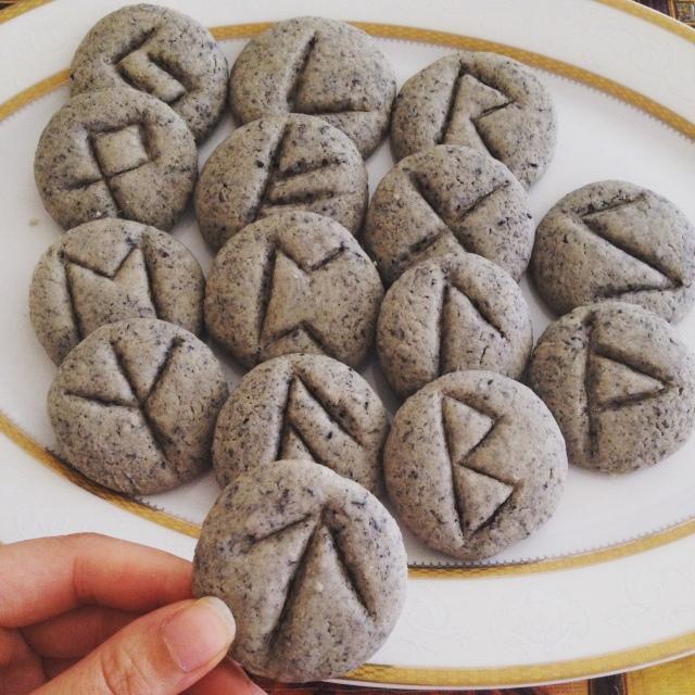 Rune Cookies 13 Divination