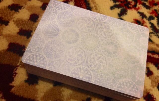 Starchild Tarot - Card Backs