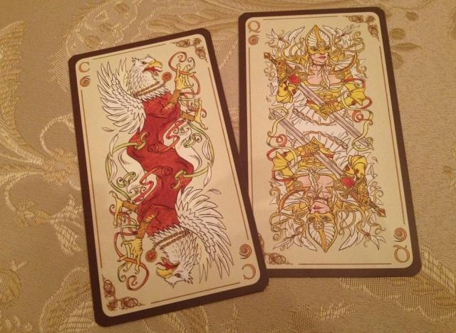 Tarot Loka 09 Card Samples